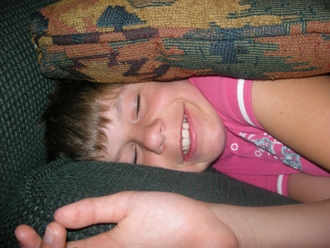 helping children with mysterious symptoms photo